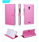 Luxury PU Leather Wallet Stand Flip Cover Skin Case For Huawei Ascend Mate 2