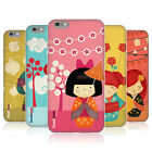 HEAD CASE JAPANESE DOLLS SILICONE GEL CASE FOR APPLE iPHONE 6 PLUS 5.5