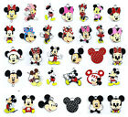 Lot Mixed Mickey Minnie Mouse Enamel Metal Charms Pendant Jewelry Making E77