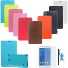 Ultra Slim Leather Case Cover For Samsung Galaxy Tab 4 7Inch SM-T230 Gayly