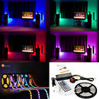 5M 10M 50M 5050 3528 SMD LED Strip Rope Light Power Indoor & Outdoor Xmas Lamp