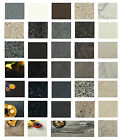 BLACK WHITE CREAM GREY.  ALL COLOUR'S 40mm Laminate KITCHEN WORKTOPS