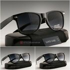 Black WAYFARER Sunglasses Classic Style frame for Men or Women new dark lens