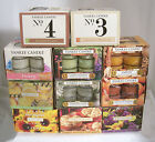 Yankee Candle Box of 12 Tealights - Choose Your Scent