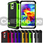 HEAVY DUTY TOUGH SHOCKPROOF HARD CASE COVER FOR MOBILE PHONES