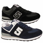 MENS RUNNING CAMPUS TRAINERS CASUAL COMFORTABLE SKATE WALKING SPORTS SHOES SIZE