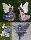 NEW DESIGN RUBBER LATEX MOULD MOLD MOULDS FAIRY FAERIE WALL PLAQUE 4 DESIGNS