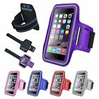 For Samsung Galaxy Note 3 4 Sports Gym Armband Case Running Jogging Cover Holder