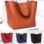 New Women Tote leather Handbag Ladies Shoulder Messenger large Celebrity Bags