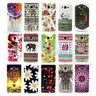 For Samsung New Multicolored Nice Patterned Soft TPU Case Silicone Rubber Cover