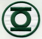 """3.5"""" Green Lantern Corps Classic Style Embroidered Iron-On Patch"""