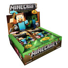 MINECRAFT COLLECABLE STICKER CARDS ~ TCG ~ TRADING CARD PLUS TATTOO SHEET