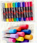 Temporary Dye Draw In Wash Out Hair Chalk Pastels Hair Dye Chalk Pen Light Color