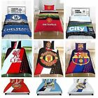 Single and Double FC Duvet Cover Bedding Sets - Official Football Club Designs
