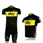 Cycling Bike Short cycling Sleeve Clothing Bicycle Sports Wear Jersey Shorts Set