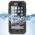 Waterproof Case Shock/Dirt/Snowproof Aluminum Hard Metal Case for iPhone 6 plus