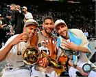 Tony Parker, Tim Duncan, Manu Ginobili San Antonio Spurs Photo (Select Size)