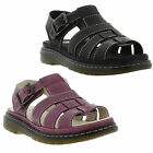 New Dr Martens Carolyn Womens Leather Sandals Ladies Shoes Size UK 4-8