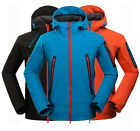 2015 NEW Men Waterproof Breathable Soft Shell Hiking Climbing Outdoor Jacket