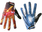 Cycling Bike Bicycle GEL Shockproof Sports Racing Camping Full Finger Gloves New