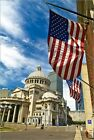 Poster / Leinwandbild Christian Science Plaza and the Prudentia... - R. Nowitz