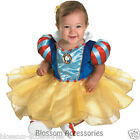 CK399 Snow White Baby Infant Girl Fancy Dress Halloween Costume 12-18 Months