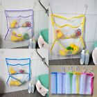 BATHROOM DURABLE SECTION NET BAG BABY KIDS BATH TOY BAG STORAGE CASE ORGANIZER Z