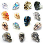 Genuine Swarovski 5750 13mm / 19mm Skull Beads (Pick your Sizes & Colors) x 1 pc