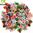 Pet Dog Hair Bows for Small Dogs Puppy Hair Clips Pet Grooming Bows Accessories