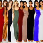 Womens Summer Long Maxi Dress Celebrity Ladies Casual Dress Party Evening Dress