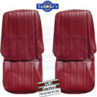 1967 GTO LeMans Front Bucket Seat Upholstery Covers Choice PUI New