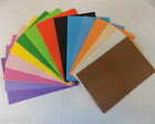 Pack of  10 Eva Foam Sheets A4 - Choice of colours Childrens crafts