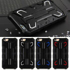 For iPhone 6 Plus 5.5 4.7 Hybrid Shockproof Rugged Rubber Hard Armor Case Cover