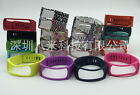Replacement Band Wristband Bracelet FOR Samsung Gear Fit R350 w/strap No tracker