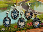 AUDREY HEPBURN CLIP ON CHARM FOR PHONE HANDBAG BRACELET HOLLY GOLIGHTLY