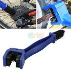 Motorcycle Bike Cycle Bicycle Chain Crankset Cleaning Brush Cleaner Reliable