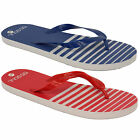 Mens Flip Flops 55 Soul Slippers Beach Striped Thong Holiday Casual Summer New