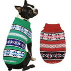 CHOOSE SIZE & COLOR - Zack & Zoey - CHALET - DOG PUPPY SWEATER