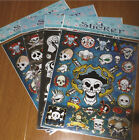 Wholesale Skull Stickers Children Stick Transparent PVC stickers Party Gifts T98