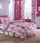Catherine Lansfield Knitted Owl Bedding & Curtains Range