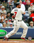 Jonny Gomes Atlanta Braves 2015 MLB Action Photo RW161 (Select Size)