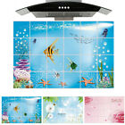 DIY Removable PVC Wall Sticker Mural Decal Kitchen Decor Oilproof Heat Resistant
