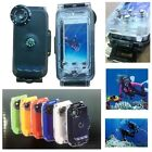 130FT Underwater Cellphone Housing case f iPhone 5 5C 5S 6G-4.7 Diving Swimming