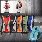 Hydration Backpack/Rucksack+2Liters Water Bladder Bag For Hiking/Camping/Cycling