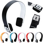 Sport Wireless Bluetooth Stereo Headset Headphone Earphone Universal Smartphone