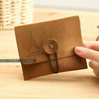 Chic Small Vintage Retro Key Credit Card Coin Bag Pouch Case Holder Wallet TB US