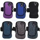 Outdoor Sport Running Arm Bags Zip Wrist Pouch Case Armband For Mobile Phone Key