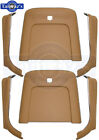 1969-1972 GM A Body Front Bucket Seat Bottom & Back Panel Set - 6 Pieces New