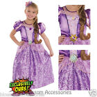 KK8 Deluxe Rapunzel Tangled Girls Fairy Tales Book Week Fancy Dress Up Costume