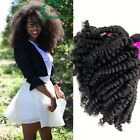 New Arrival Indian Human Hair Extension Afro Kinky Curly 3Bundles/150g Hair Weft